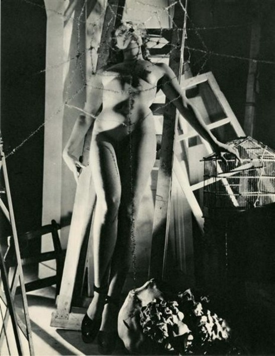 Lucien Lorelle. Araignée 1950 Via liveauctioneers