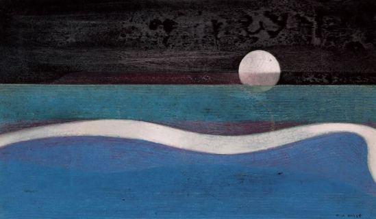 Max Ernst. Le courant de Humboldt 1951-1952