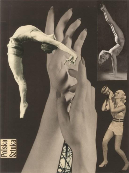 Mieczysław Choynowski. Photomontage 1938-1942 Via news.o.pl