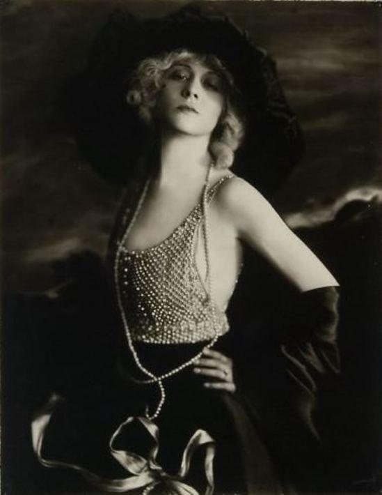 Orval Hixon. Pearl Harper 1921 Via historicalzg