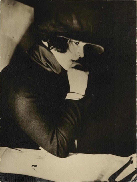Osamu Shiihara. Still life 1935 Via invaluable. The film maker Esther Schub 1924 Via invaluable