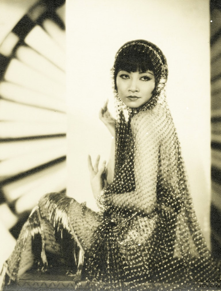 Otto Dyar. Anna May Wong late 1920's Via vintagegal