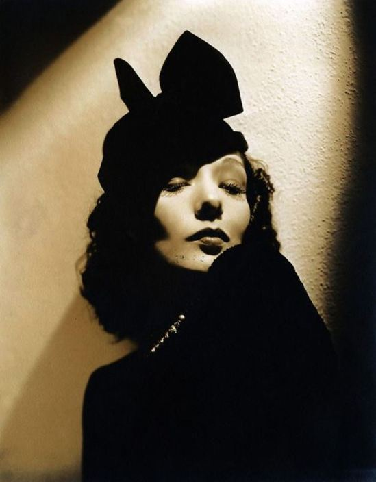 Portrait of Lupe Velez 1930 Via theredlist