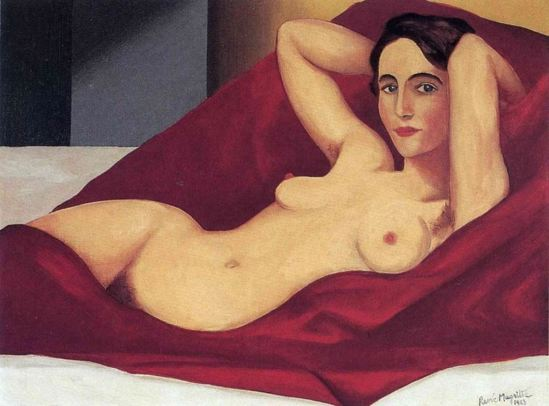 René Magritte 1923