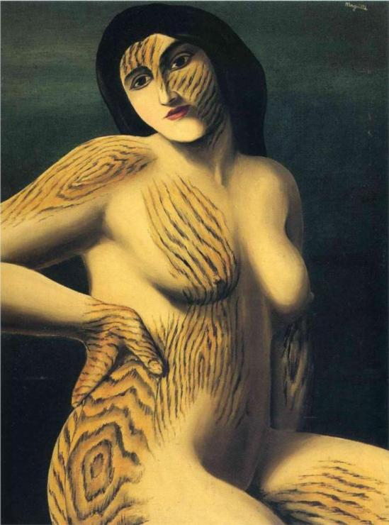 René Magritte. Découverte 1927