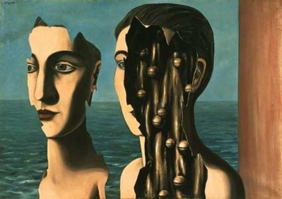 René Magritte. Le double secret