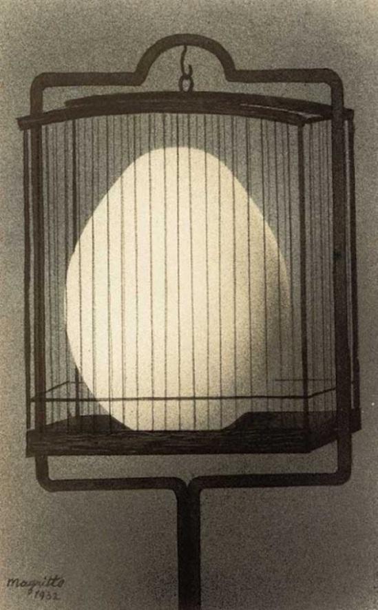 René Magritte. Les affinités électives 1932