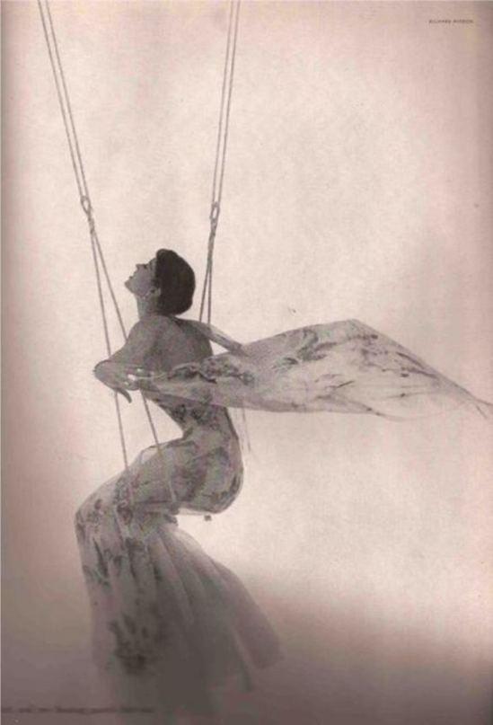 Richard Avedon. Harper's Bazaar 1950