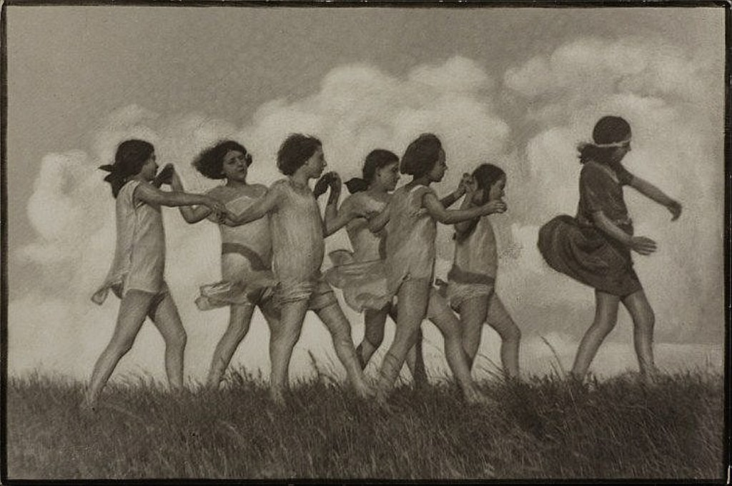 Rudolf Koppitz. Spring  1923 Via invaluable