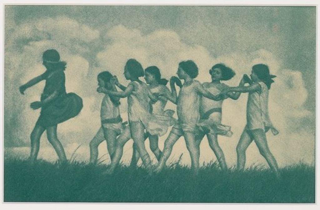 Rudolf Koppitz. Spring. Before 1923. Via arnet