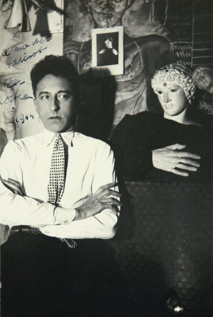 Studio Lipnitzki. Jean Cocteau vers 1920-1930 Via drouot