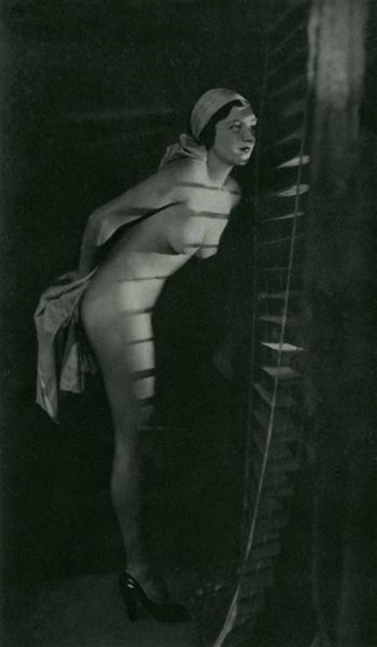 Studio Manassé Akt  1930 Via liveauctioneers