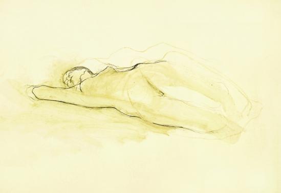 Ute Rathmann. Hommage à Rodin