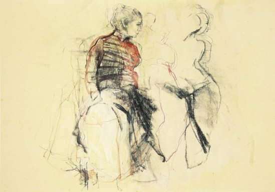 Ute Rathmann. Hommage à Toulouse-Lautrec