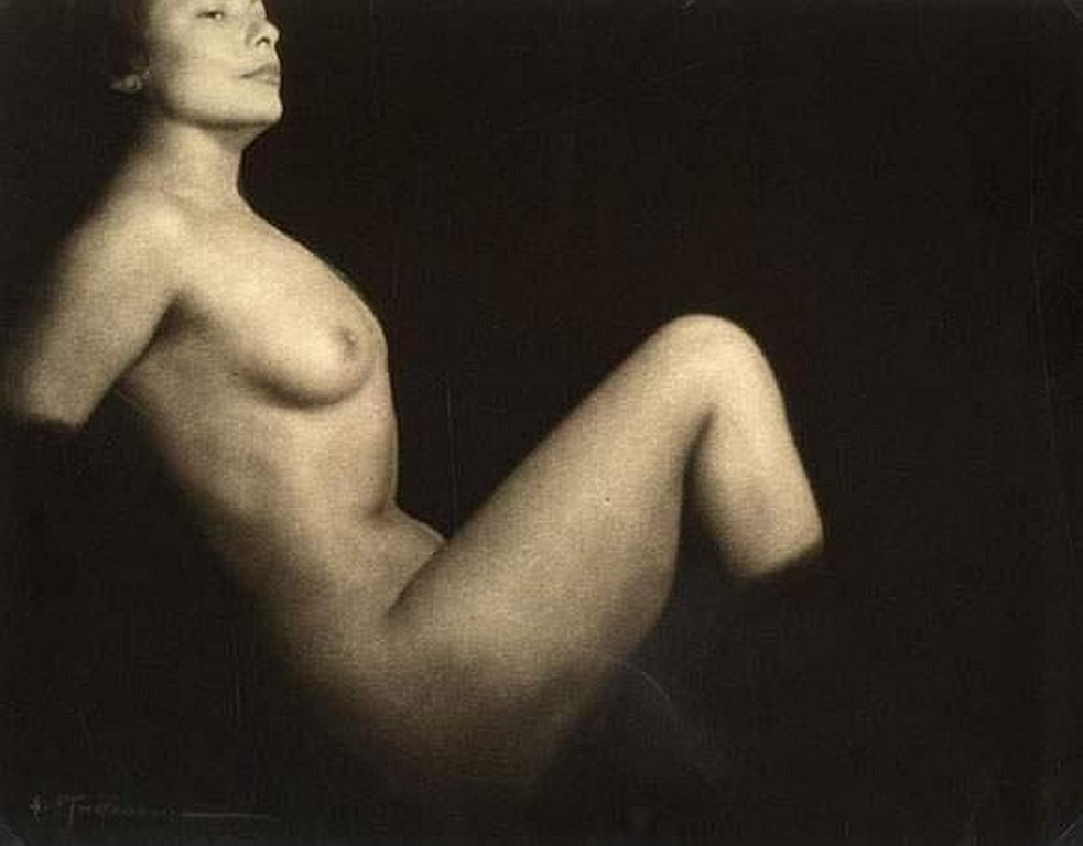 Albert Rudomine. Etude de nu féminin 1930 Via invaluable