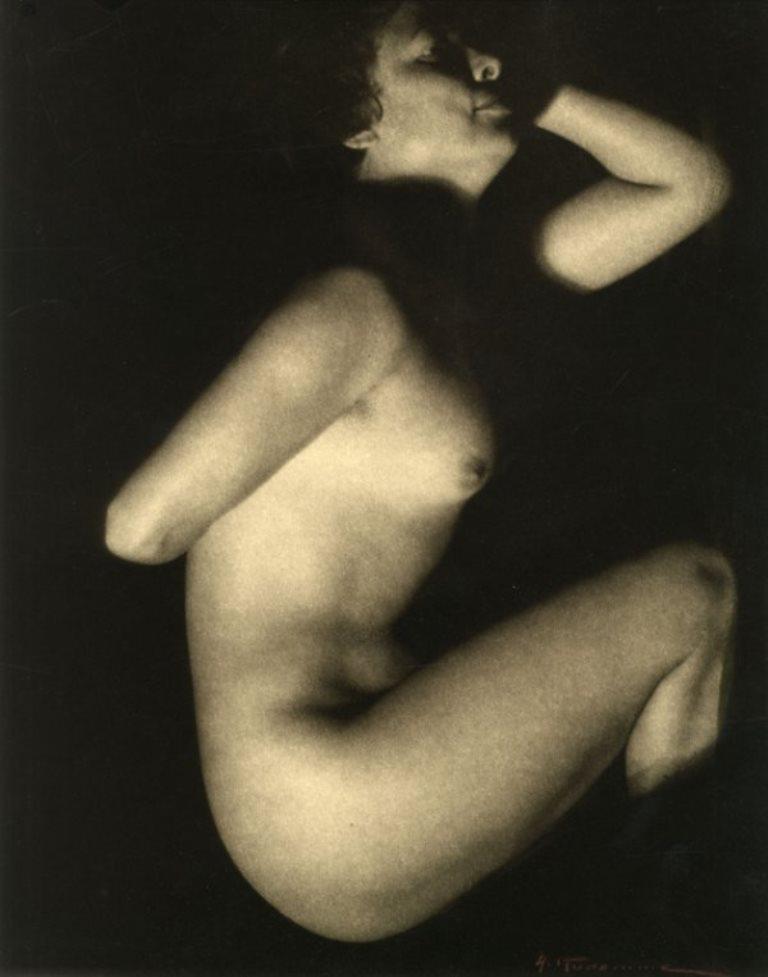 Albert Rudomine. Etude de nu féminin 1930 Via liveauctioneers