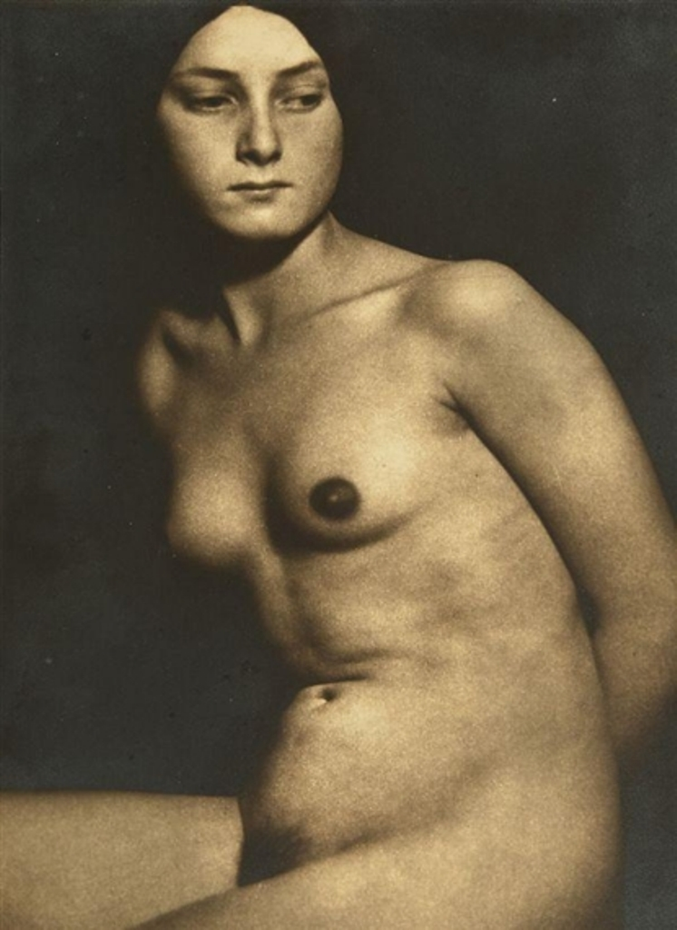 Albert Rudomine. Nu féminin 1930 Via mutualart