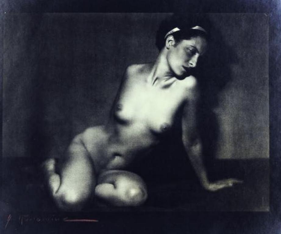 Albert Rudomine. Nu féminin vers 1930 Via rouillac.fr