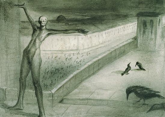 Alfred Kubin. L'anarchie
