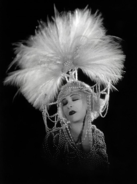 Alla Nazimova in Salomé directed by Charles Bryant 1923
