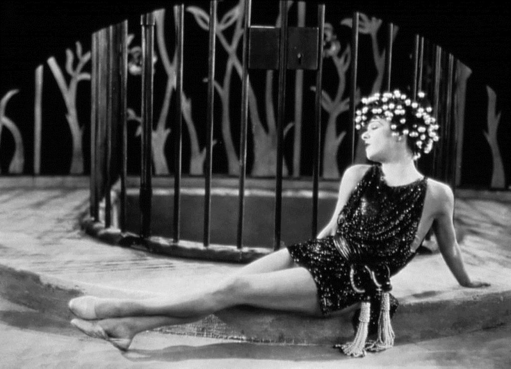 Alla Nazimova in Salomé 1923, directed by Charles Bryant