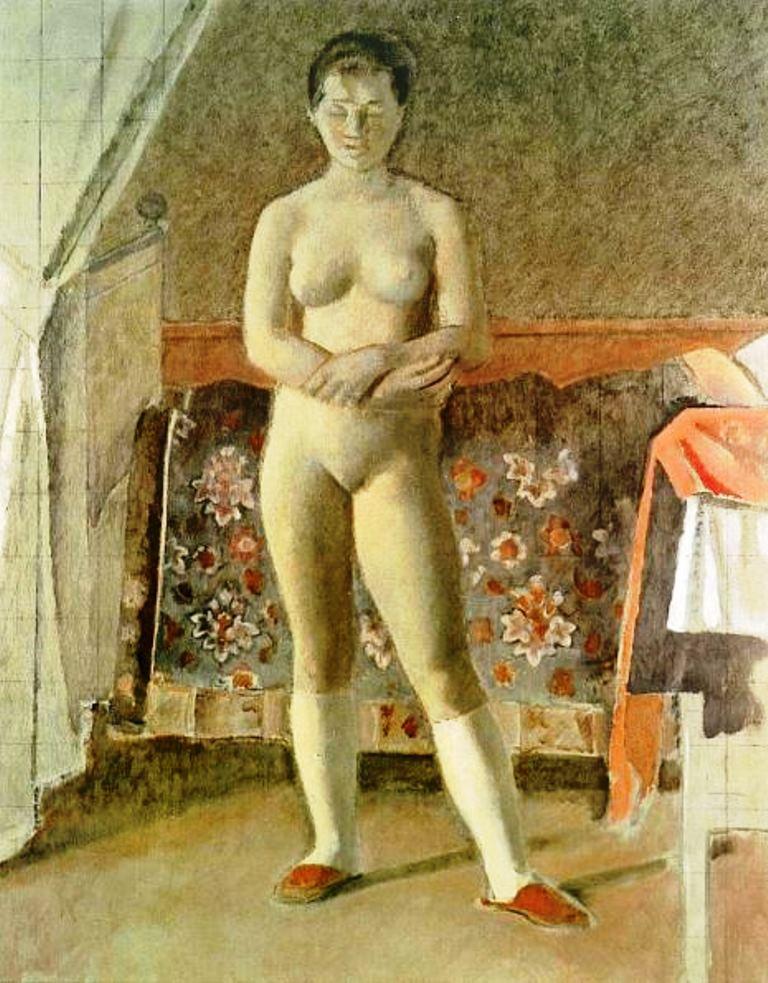 Balthus. La toilette 1957