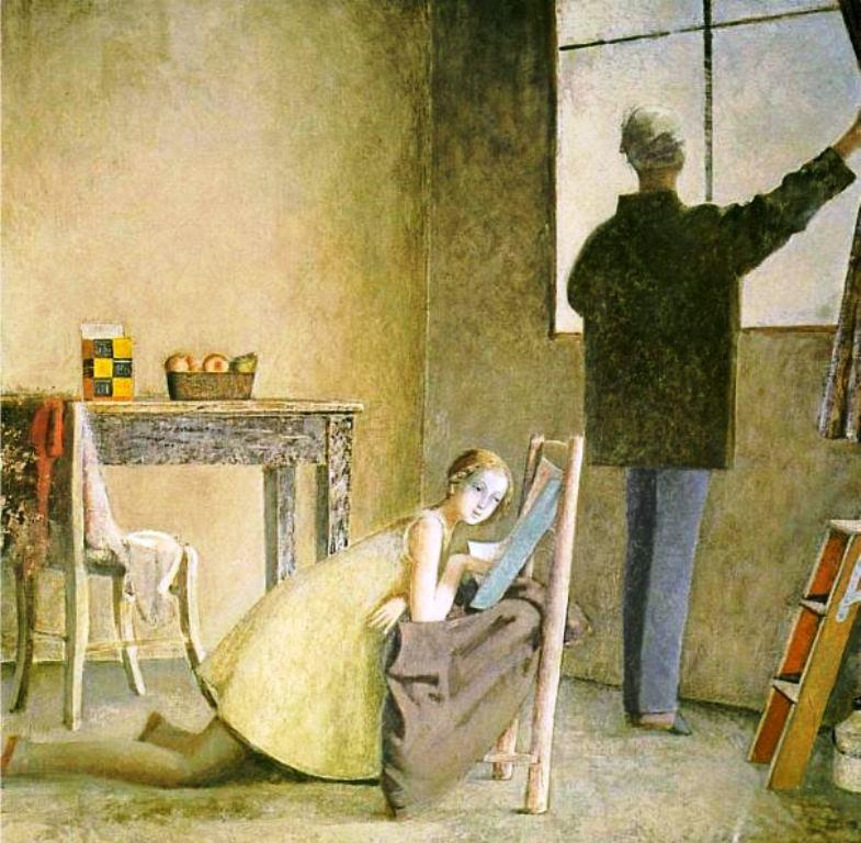 Balthus. Le peintre et son modèle 1981