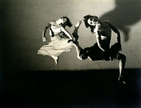 Barbara Morgan. Humphrey, Weiman dancers 1930 Via haggertymuseum