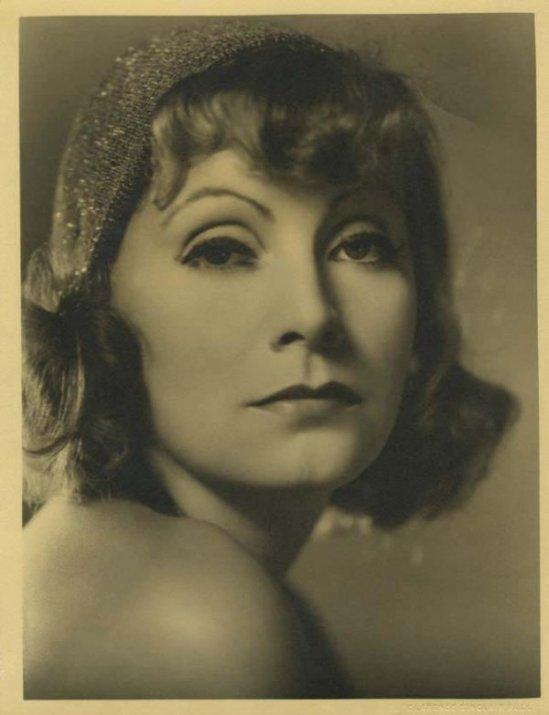Clarence Bull . Greta Garbo Via ebay