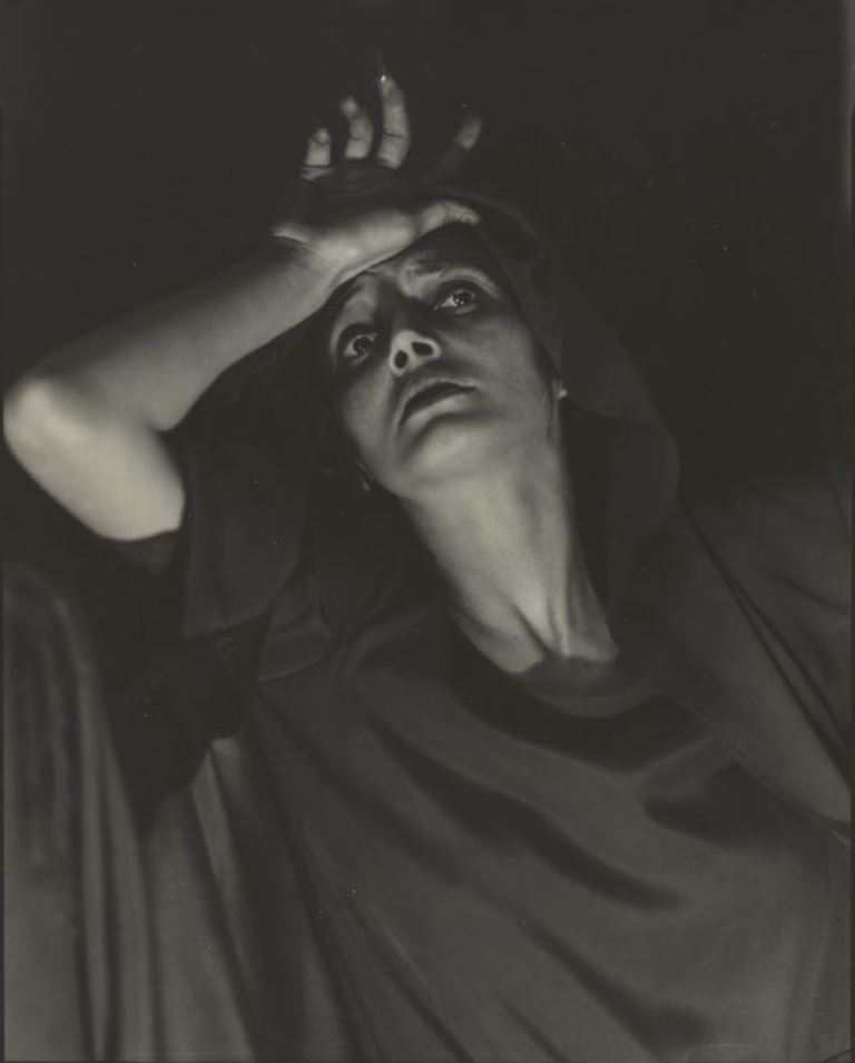 Edward Steichen. Katherine Cornell 1934 Via artic.edu