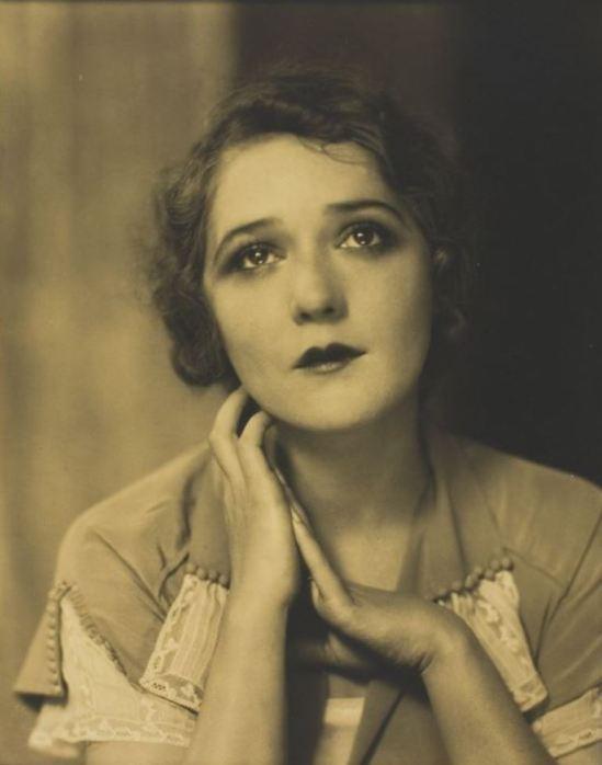Edward Steichen. Mary Pickford 1924 Via artic.edu