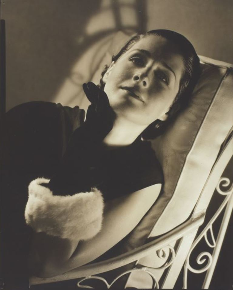 Edward Steichen. Norma Shearer 1933 Via artic.edu