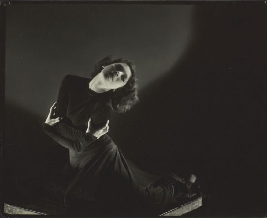 Edward Steichen. Tilly Losch 1930 Via artic.edu