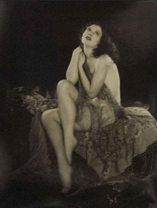 Edwin Bower Hesser. Jacqueline Logan Via historicalzg