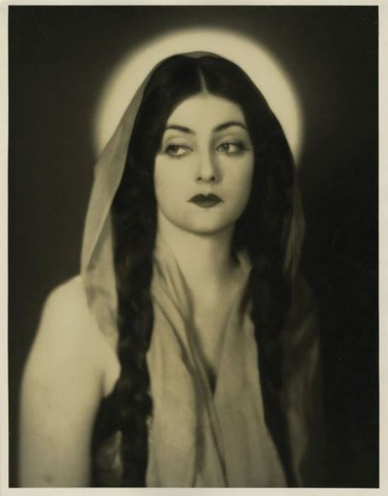 Eve Southern  in A woman of the sea directed by Josef von Sternberg 1926  Via fanpix