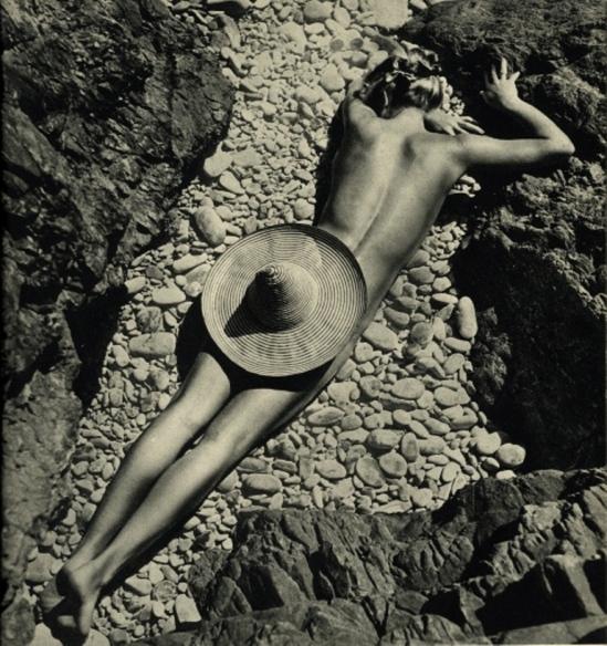 Fernand Fonssagrives for Figure 1951 Via puppiesandflowers