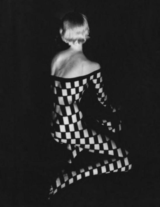 Fernand Fonssagrives. Lisa Fonssagrives 1950 Via alafoto