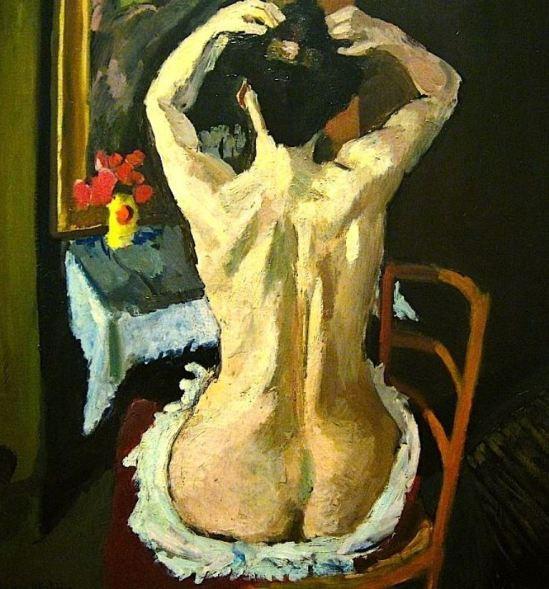 Henri Matisse. La coiffure 1901