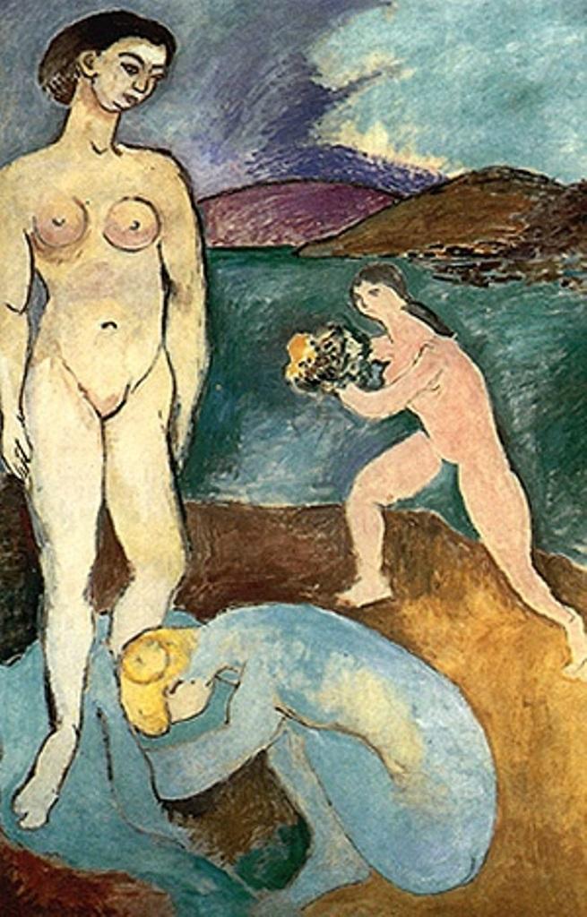 Henri Matisse. Luxury 1907