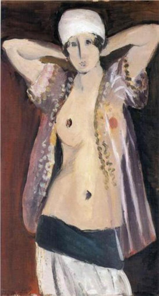 Henri Matisse. Nude