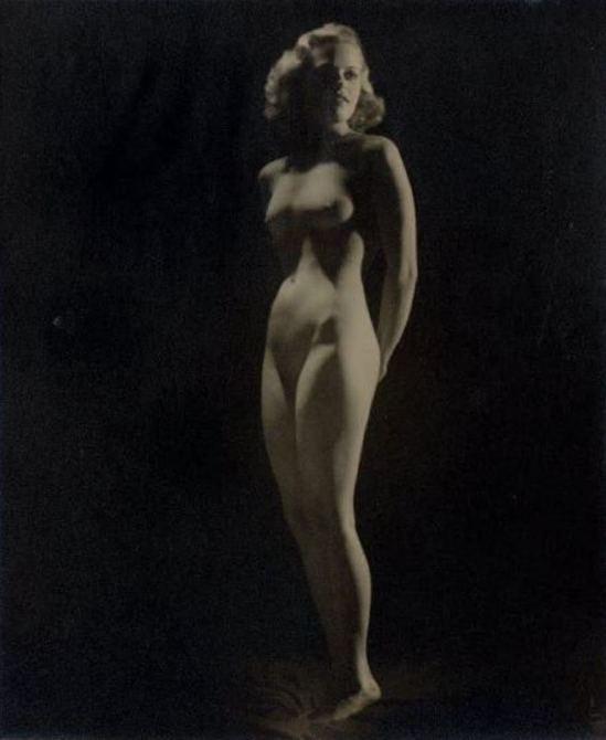 John Everard. Nu debout vers 1939 Via drouot