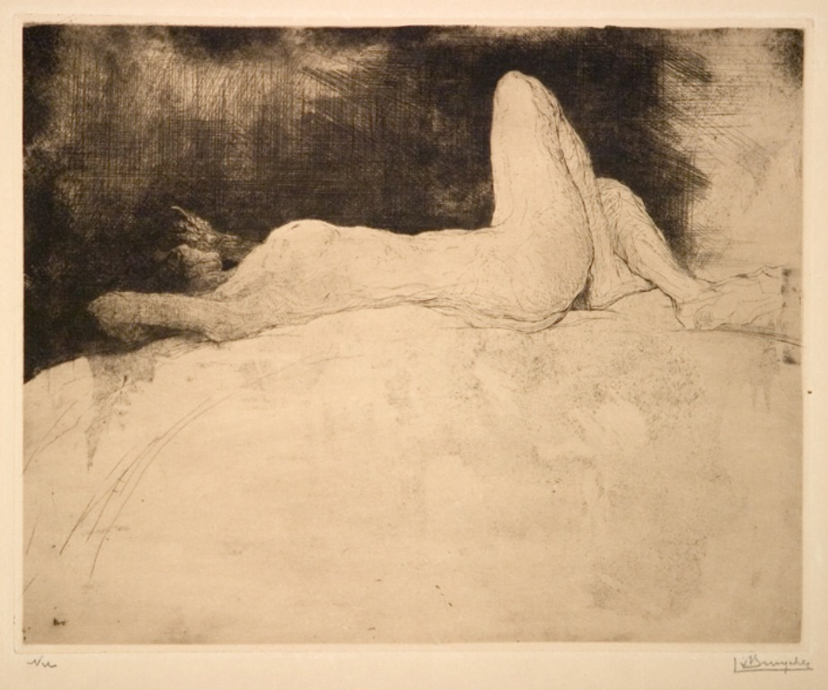 Jules De Bruycker. Nu 1920