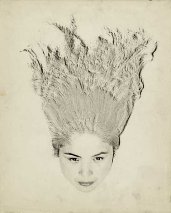 Kansuke Yamamoto. Madam Q, 1950. Collection of Tokyo Metropolitan Museum of Photography. ©Toshio Yamamoto