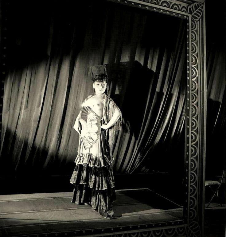 1950 Striptease