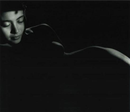 Katsuji Fukuda. Shell of light 1949. Via quintessenceinblackandwhite