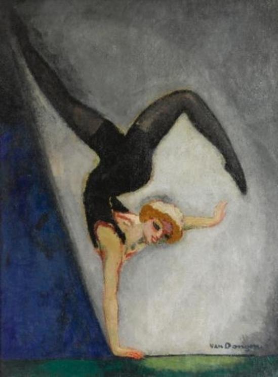 Kees van Dongen. L'équilibriste 1907