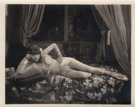 Mae Busch in Fazil directed by Howard Hawks 1928 Via liveauctioneers