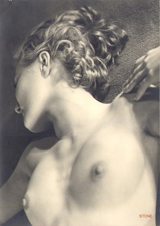 Sasha Stone from portfolio Femmes 1933 Via vastaimage