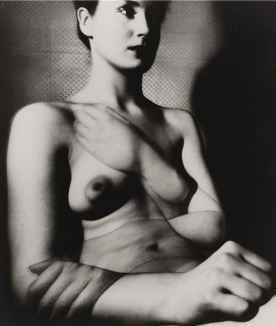 Bill Brandt. London, mulpliple exposure nude Via mutualart