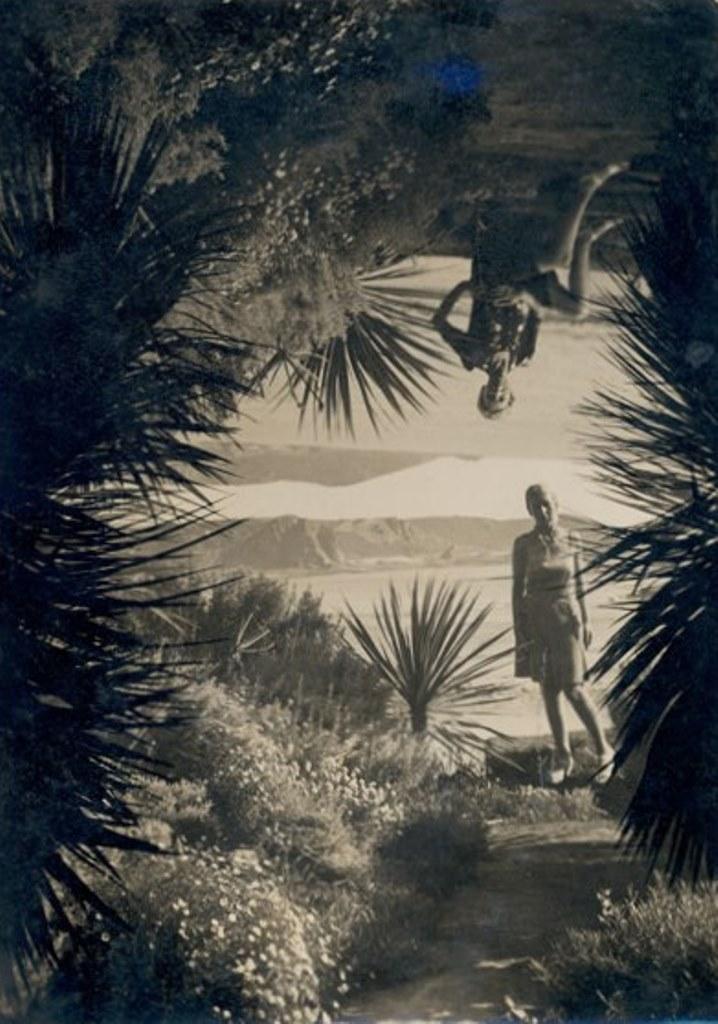 Claude Cahun. Autoportrait vers 1939 Via telerama.fr